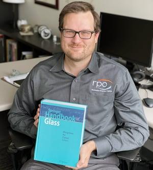 Musgraves Springer Handbook of Glass